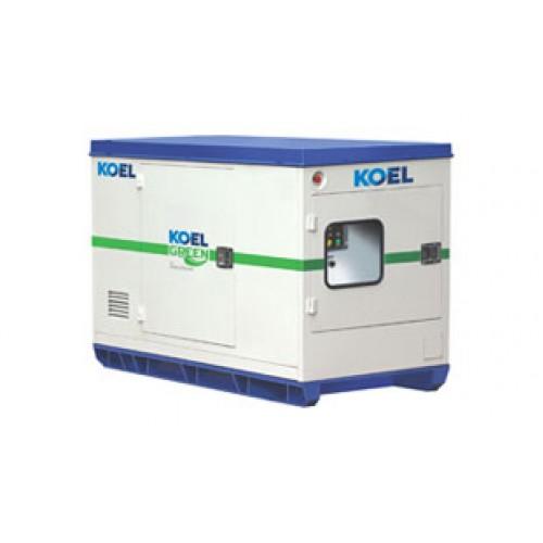 Buy Kirloskar Liquid Cooled Silent 20 Kva Single Phase