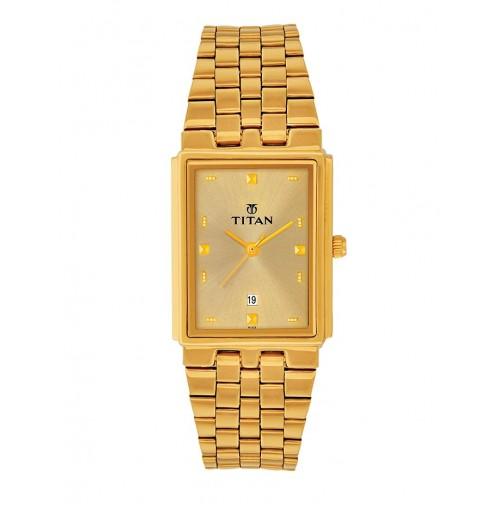 Titan 1383YM04 Men's Watch