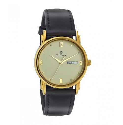 Titan 1445YL05 Men's Watch