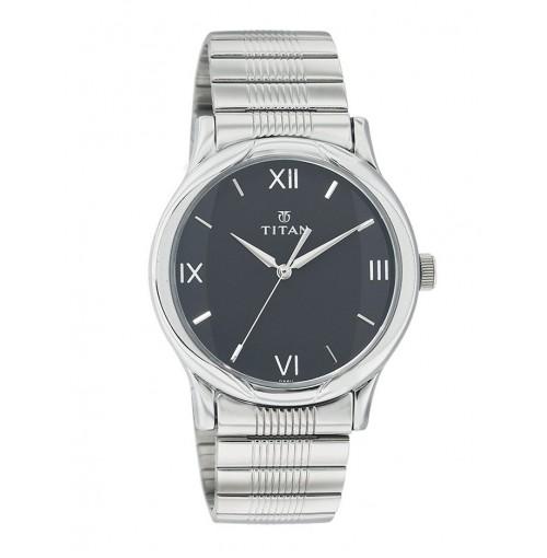 Titan 1580SM02 Men's Watch
