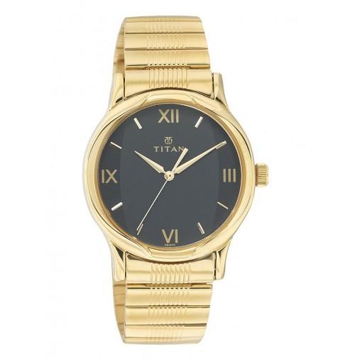 Titan 1580YM03 Men's Watch