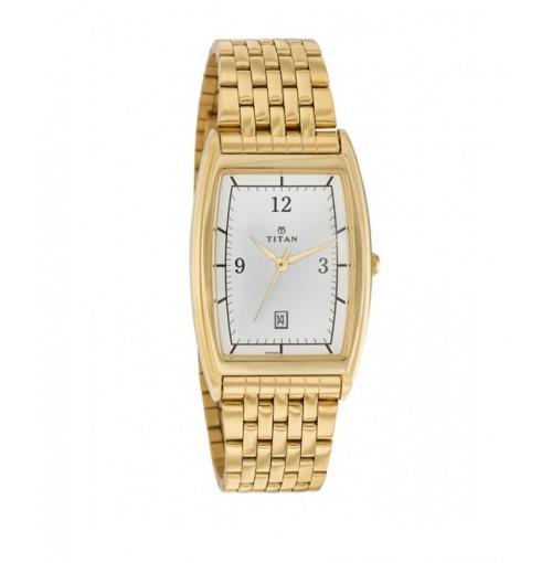 Titan 1640Ym01 Men'S Watch