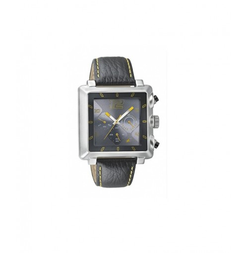 Fastrack Men Metallic Grey Dial Watch 3111SL03