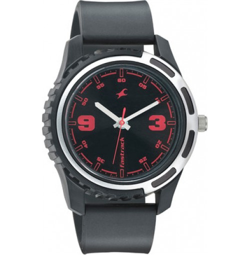 Fastrack Analog Watch For Men 3114PP03