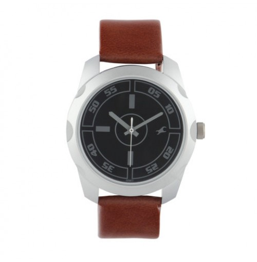 Fastrack Bare Basic Analog Watch For Men-3123SL03