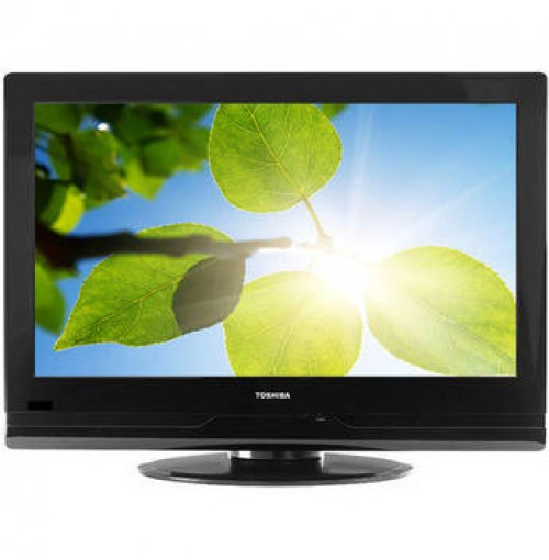 """Toshiba 32AV800 32"""" Multi System LCD TV"""