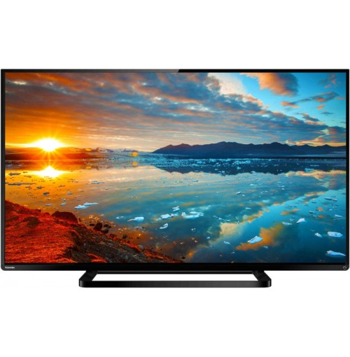 """TOSHIBA  40"""" LED TV 40L2400VL"""