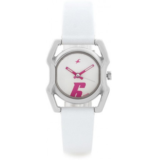 Fastrack Analog Watch For Women  6100SL01