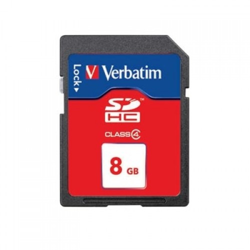 7fc2a5bd6de Buy Verbatim SDHC Memory Card - 8GB (Class 6) in Nepal on best price