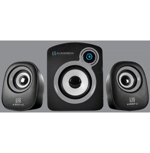 AUDIOBOX High Performance Bass Audio Speaker A300-U