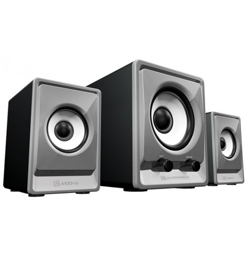AUDIOBOX HIGH PERFORMANCE BASS AUDIO SPEAKER A100-U