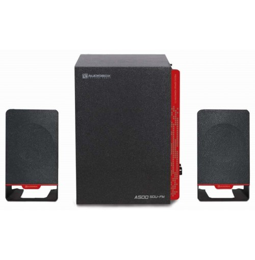 AUDIOBOX 2.2 MULTIMEDIA SPEAKER A500-SDU