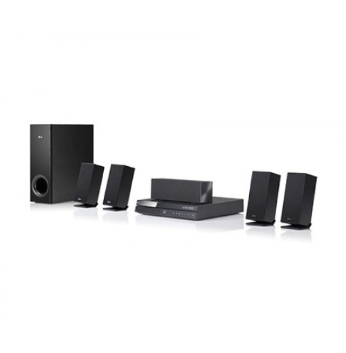 LG 3D Flawless Surround Sound Blu-Ray Disc BH6220S