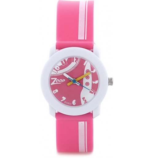 Zoop Kid's watch For Boys, Girls C3025PP03