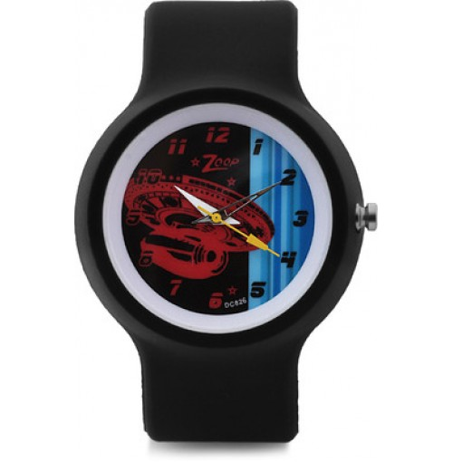 Zoop Kid's watch For Boys, Girls C3029PP06