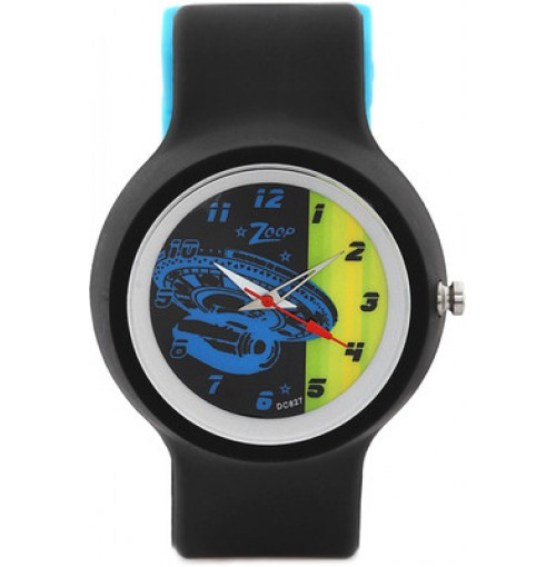 Zoop Kid's watch For Boys, Girls C3029PP07