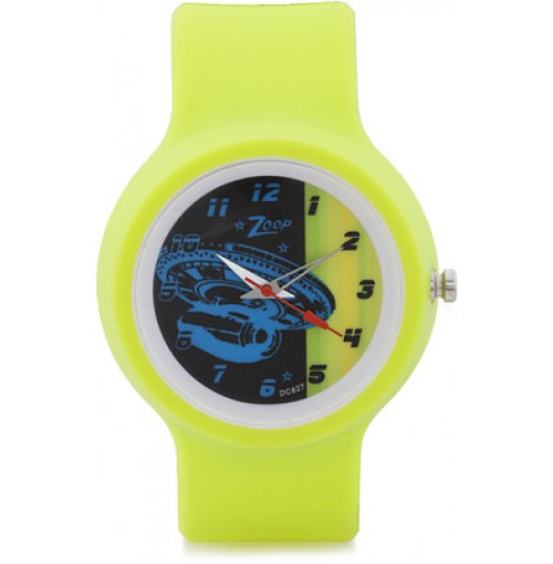Zoop Kid's watch For Boys, Girls C3029PP08