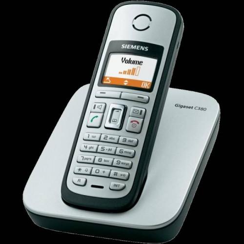 Buy Siemens Gigaset C380 Eco Cordless Dect Telephone In