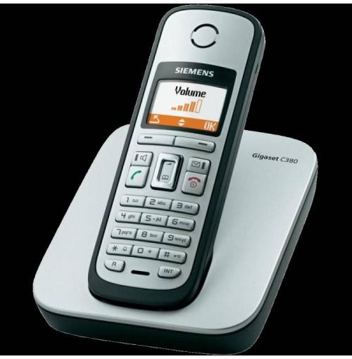 Siemens Gigaset C380 ECO cordless DECT telephone