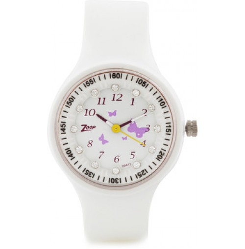 Zoop Kid's watch For  Girls C4038PP02