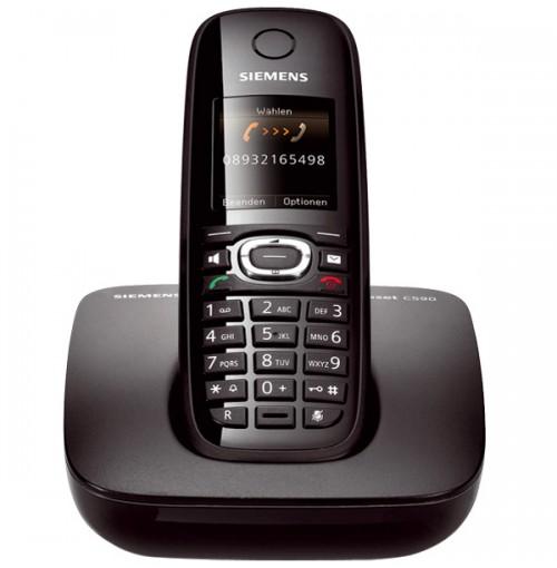 Siemens Gigaset C590 Cordless Phone System