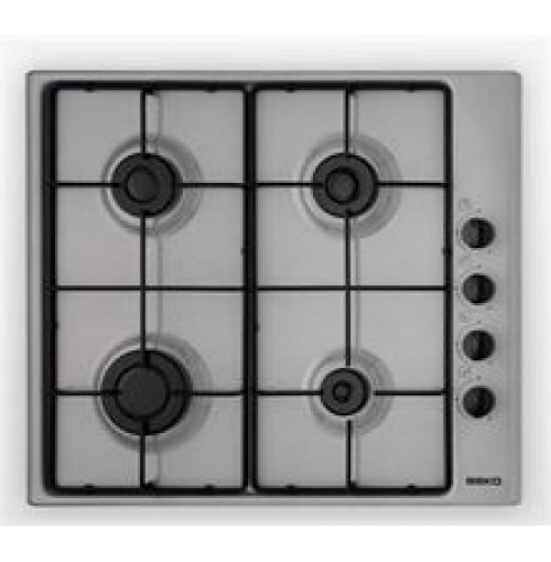 Beko Free Standing Hobs (HTZG-64120-SS)