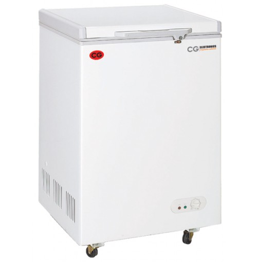 C G Chest Freezer 115 Ltrs CG- DF115HE