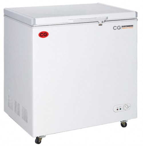 C G Chest Freezer 160 Ltrs CG- DF160HEP