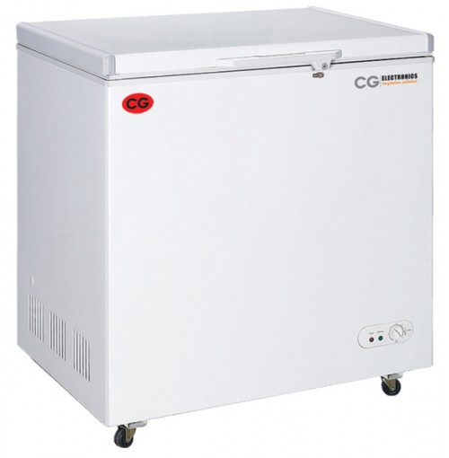 C G Chest Freezer 190 Ltrs CG-DF190HE