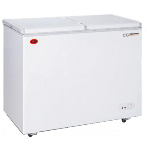 C G Chest Freezer 225 Ltrs CG-DF225HBE