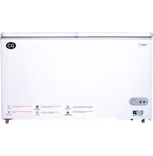 C G Chest Freezer 270 Ltrs CG-DF270HDDTX