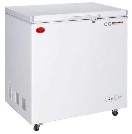 C G Chest Freezer 270 Ltrs. CG-DF270HDDTX