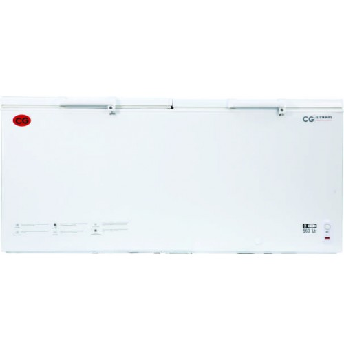 C G 560 Ltrs Chest Freezer CG-DF550HDE