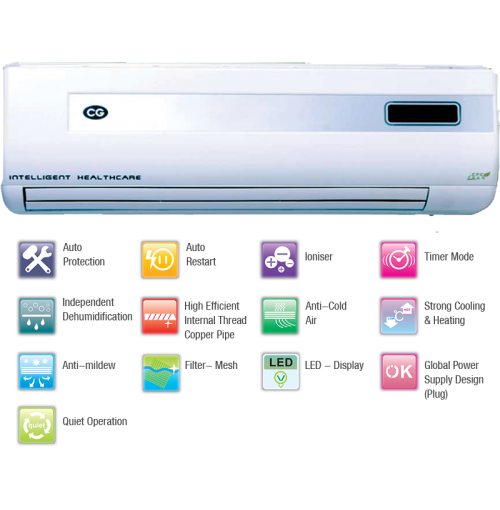 Buy Air Conditioners in Nepal on best price