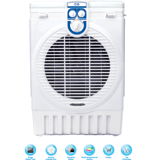 CG Air Cooler 40 Ltrs CG-AR40C01