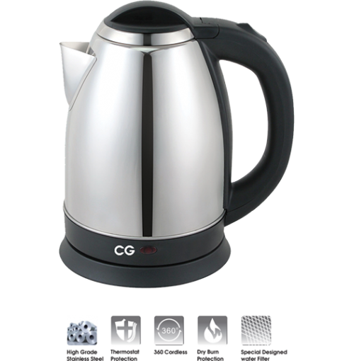 CG Electric Kettle 2.0 L CG-EK20D02