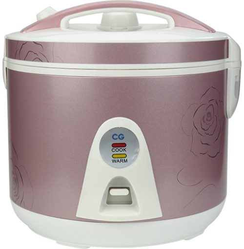 CG Rice Cooker 1.8/2.8 Ltr  CG-RC18D4