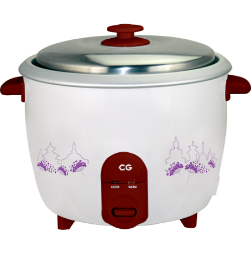 CG Classic Rice Cooker 2.2-2.8Ltr CG-RC28N3