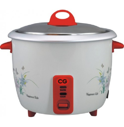 CG Rice Cooker 1.5 Ltrs CGRC15NW
