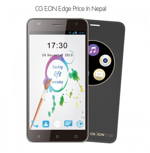 CG EON Edge, 5 inch Display, Lollipop, 2GB RAM, 16 GB ROM Smart Phone
