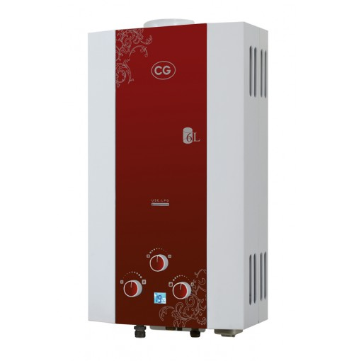 C G Gas Water Heater  CG-GW64F