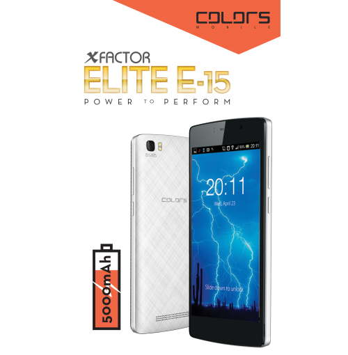 Colors Elite With 5000mAh-E-15
