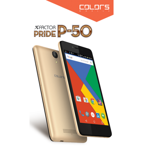 Colors Mobile P-50
