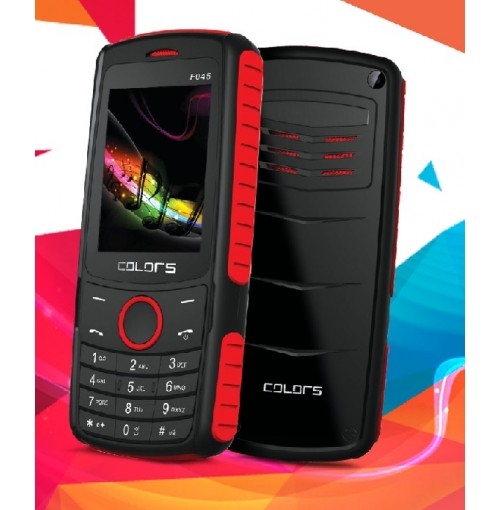 Colors F-045 Dual Sim Bar Phone