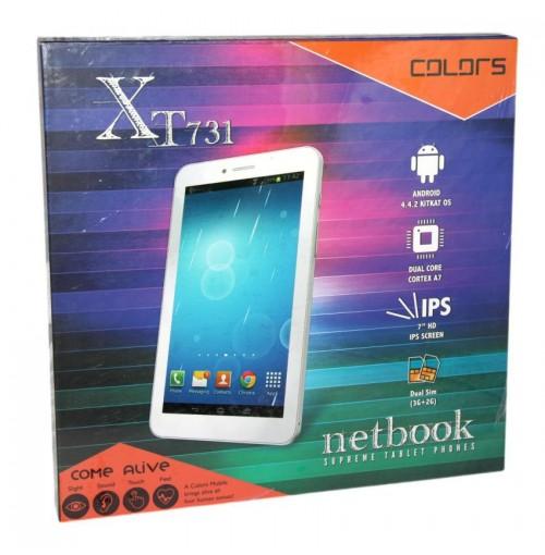 Colors Tablet XT-731 NetBook