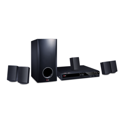 LG DH3130S5.1CH 300 WATTS DVD HOME CINEMA SYSTEM