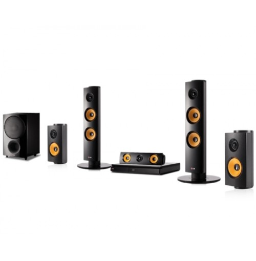 LG DVD Home Theater System DH6340P
