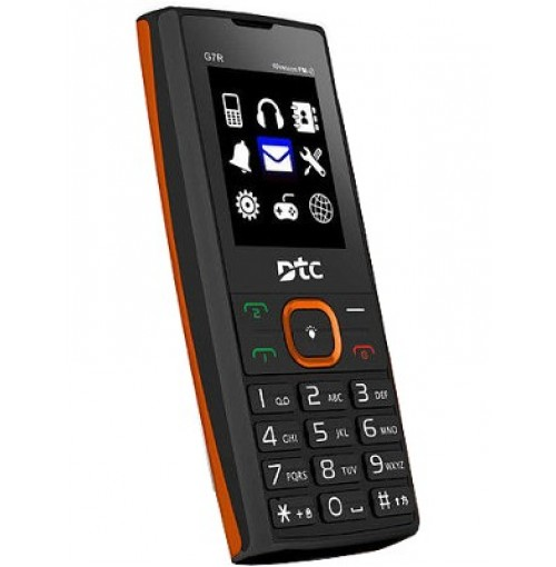 DTC G7R Lime Mobile Phone