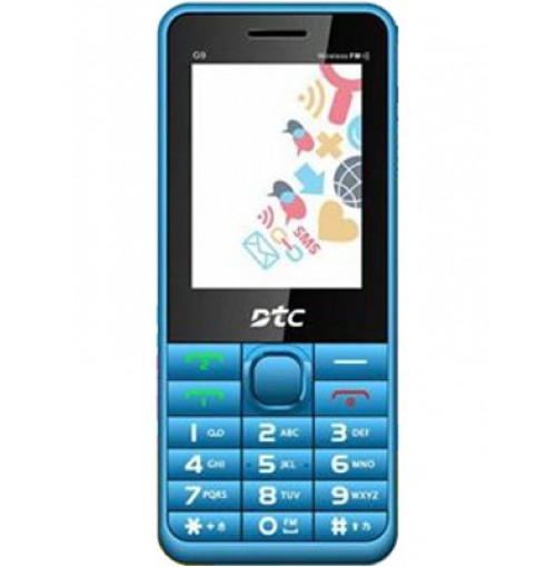 DTC G9 Playmaster mobile phone