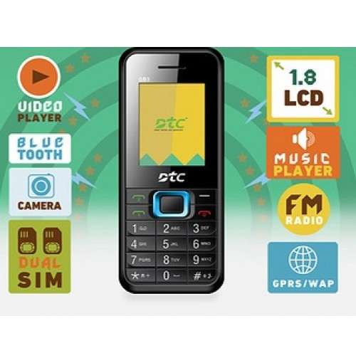 DTC gb3 ace mobile phone